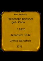 Fredericke Reissner