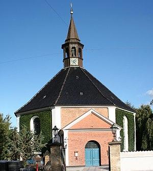 Frederiksberg Church - Image: Frederiksberg Kirke