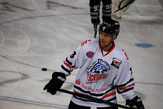 Fredrik Eriksson Swedish ice hockey player