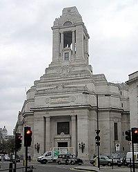 GRAN LOGIA UNIDA DE INGLATERRA 200px-Freemasons.hall.london.arp.750pix