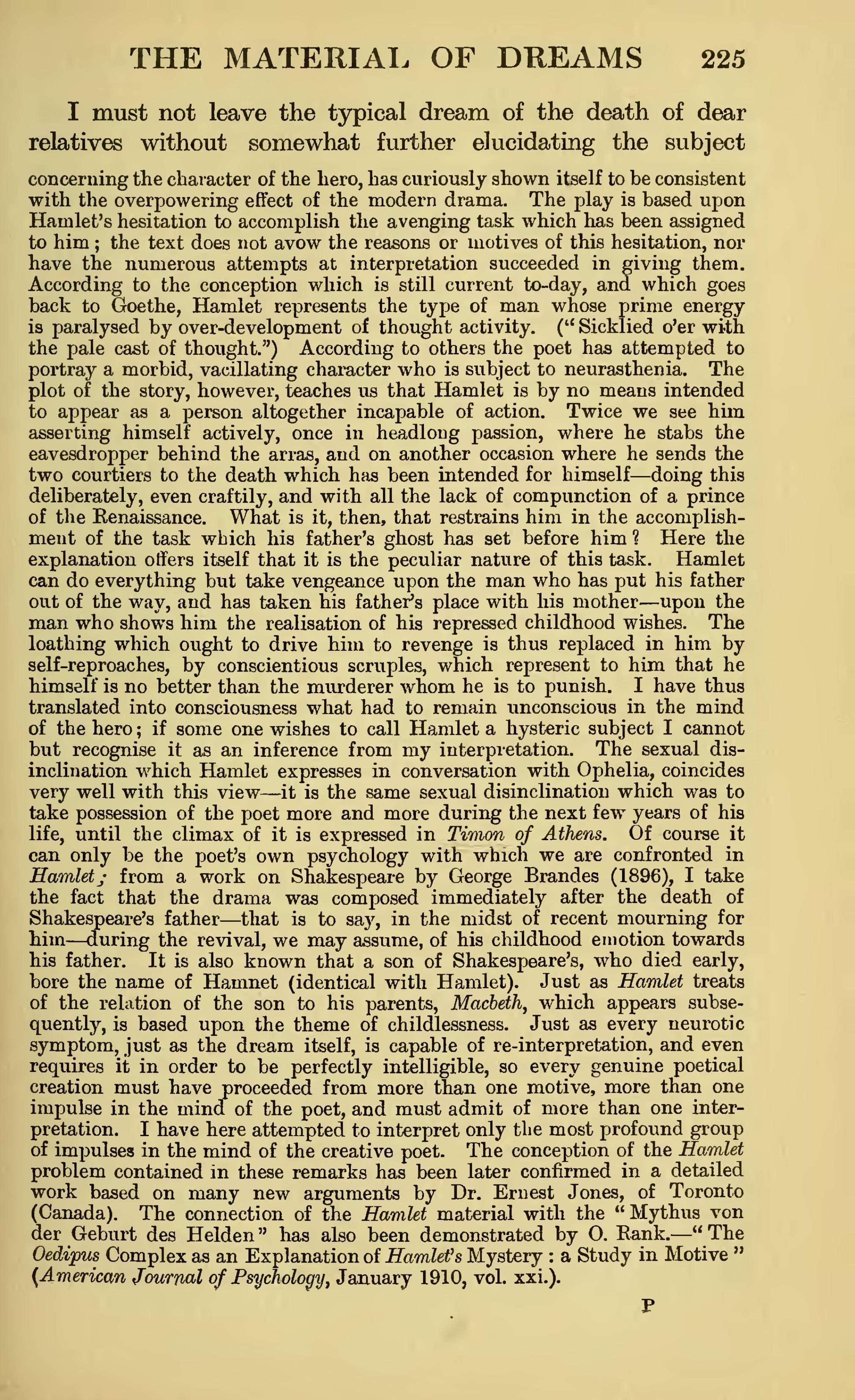 Page Freud - The Interpretation Of Dreams Djvu  243