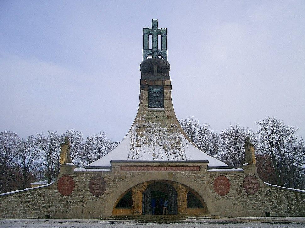 Frieden Austerlitz Monument