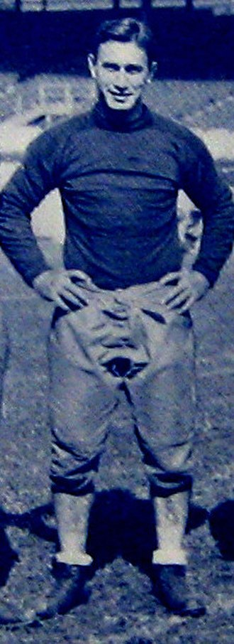 Michigan Wolverines football - Benny Friedman in 1929.