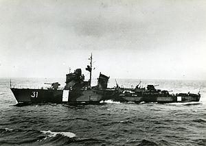 Öresundsvarvet - Image: Frigate HMS Munin