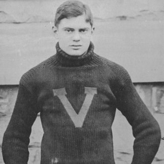 1910 College Football All-Southern Team - Will Metzger.
