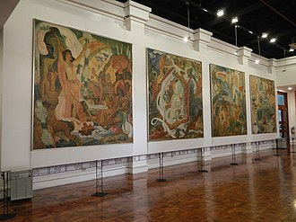 Botong Francisco - Image: Fvr Museuj 6650 32