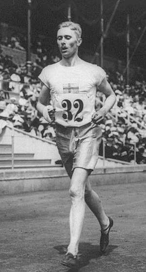 Gösta Lilliehöök - Lilliehöök at the 1912 Olympics