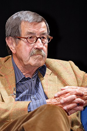 2015 in Germany - Günter Grass