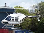 G-NORK Bell Jet Ranger 206 Helicopter (26494453243).jpg