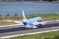 G-TAWF - B738 - TUI Airways