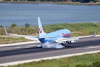 G-TAWF - B738 - TUI Airways