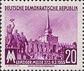 GDR-stamp Leipziger Frühjahrsmesse 1955 Mi. 447.JPG
