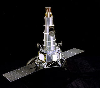 Ranger 8 space probe