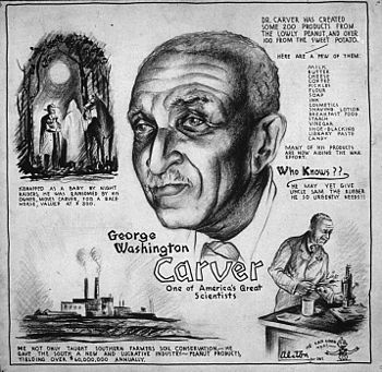 English: George Washington Carver