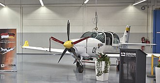 Grob G 120TP - Ceremonial handover of 4 of 18 (plus 14 on option) G 120TPs to the Indonesian Air Force.