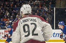 220px-Gabriel_Landeskog_with_the_Avalanche_vs_Islanders_on_January_6%2C_2020_%28Quintin_Soloviev%29 Gabriel Landeskog Colorado Avalanche Gabriel Landeskog NHL