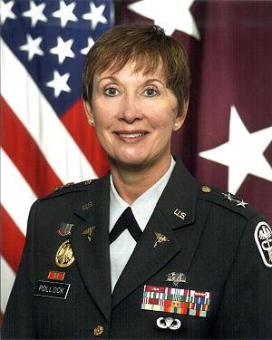 Gale Pollock - Maj. Gen. Gale Pollock, RN, CRNA, BSN