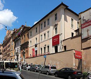 Galleria Comunale d'Arte Moderna, Rome - The Galleria Comunale d'Arte Moderna
