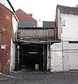 Garage, Birkin Avenue - geograph.org.uk - 1517736.jpg