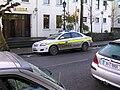 Garda and police car.JPG