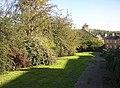 Garden between streets off Thornhill Bridge Lane, Brighouse - geograph.org.uk - 258186.jpg