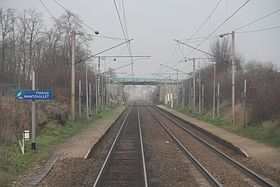 Image illustrative de l'article Gare de Thieux - Nantouillet