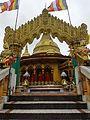 Gate of golden temple, bandarban.jpg