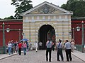 Gate to Peter and Paul fortress - panoramio.jpg