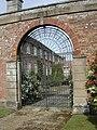 Gateway at Hinton House - geograph.org.uk - 797054.jpg