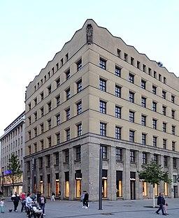 Gebäude Königsallee 4 Ecke Schadowplatz 1, Düsseldorf