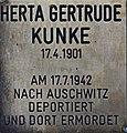 Gedenkstein für Herta Gertrude Kunke.JPG