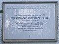Gedenktafel Hoiruper Str 14a (Nikol) Ferdinand Friedensburg.jpg