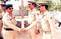 Gen Mirza Aslam Beg visiting Pakistan Army Unit.jpg