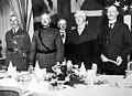 General Pershing, American Luncheon Club, Savoy Hotel, London, 1919 (30091868241).jpg