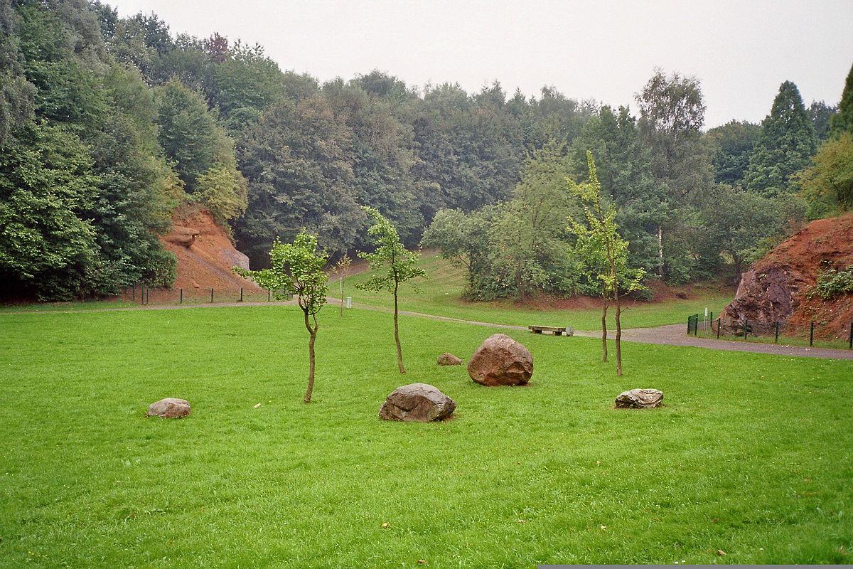 Zeche friederika wikipedia - Garten und landschaftsbau bochum ...