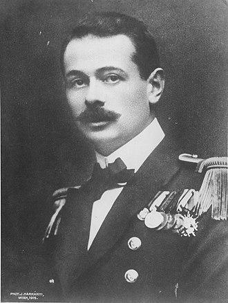 Georg von Trapp - Image: Georg von Trapp