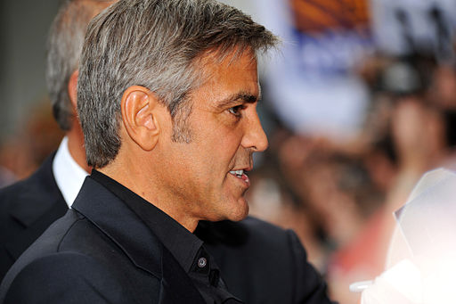 George Clooney The Men Who Stare at Goats TIFF09