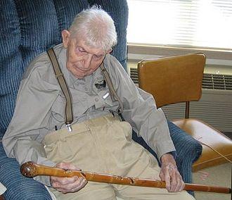 George F. Grant - George Grant on his 100th Birthday, September 2006