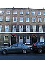 George Orwell and Sir Stephen Spender - Lansdowne Terrace London WC1N 1AS (Marchmont Association).jpg