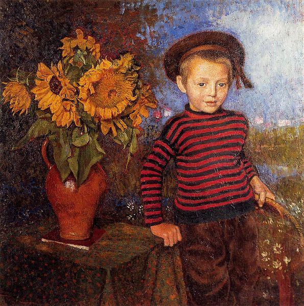 File:Georges Lemmen - Little Pierre.jpg