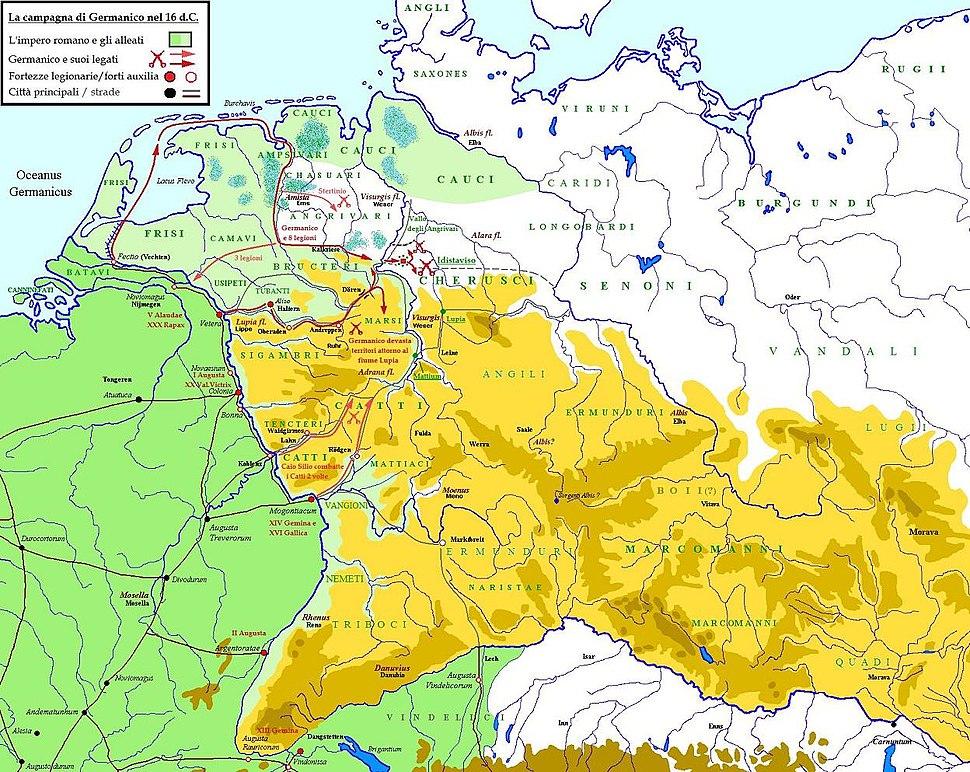 Germania 16 Germanico