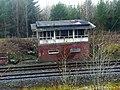 Ghostly signal box, Little Salkeld - geograph.org.uk - 1172494.jpg