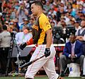 Giancarlo Stanton competes in final round of the '16 T-Mobile -HRDerby (28535732696).jpg