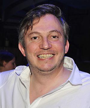 Giles Duley - Duley at the 2013 AIB's
