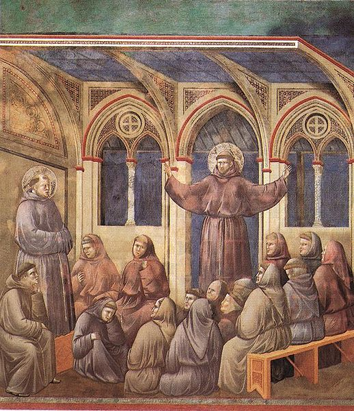 File:Giotto - Legend of St Francis - -18- - Apparition at Arles.jpg