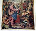 Giovanni Maria Butteri, Centurione di Cafarnao che impetra da Cristo la guarigione del figlio, 1585 ca. 03.JPG