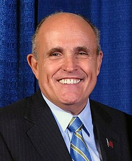 Rudy Giuliani American businessperson and politician, former mayor of New York City