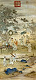 Giuseppe Castiglione - Emperor Qianlong inspects paintings.jpg