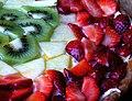 Glazed fruit tart - Flickr - Muffet.jpg