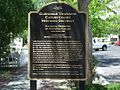 Glendale-Catlin Court- Catlin Court Historic District NRHP Marker.JPG